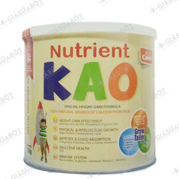 Sữa bột Nutrient Kao chính hãng giá tốt nhất tại GIASUABOT.COM