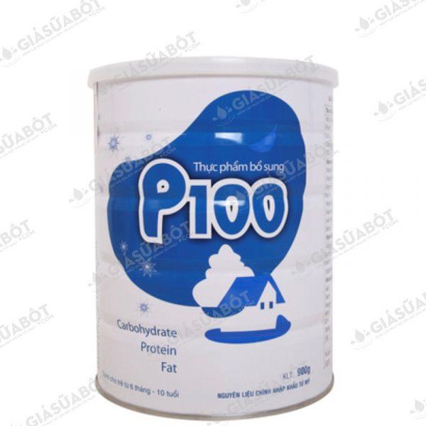 Sữa bột P100 chính hãng giá tốt nhất tại GIASUABOT.COM