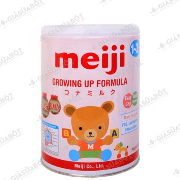 Sữa Meiji Growing Up Formula 800g phù hợp cho trẻ từ 1-3 tuổi