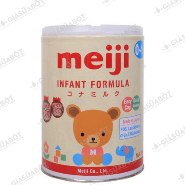 Sữa Meiji Infant Formula 800g phù hợp cho trẻ từ 0 - 12 tháng tuổi
