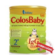 Sữa ColosBaby Gold 2+