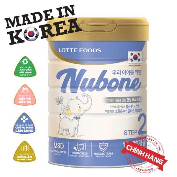 Sữa Nubone Step 2