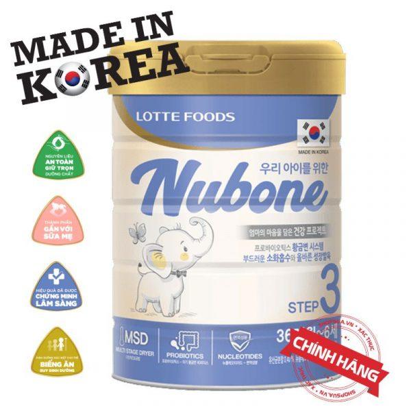 Sữa Nubone Step 3