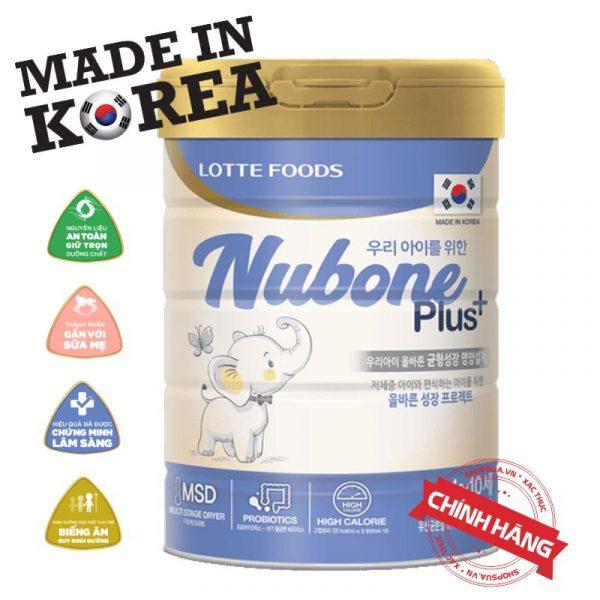 Sữa Nubone Plus+