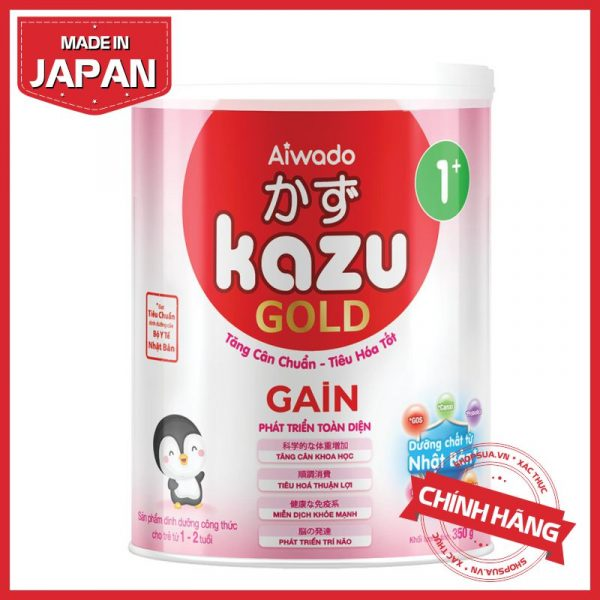 Sữa Kazu Gain 1+