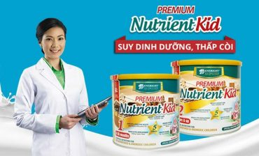 Mua sữa Nutrient Kid ở đâu? Địa chỉ bán sữa Nutrient Kid tại Tp.HCM