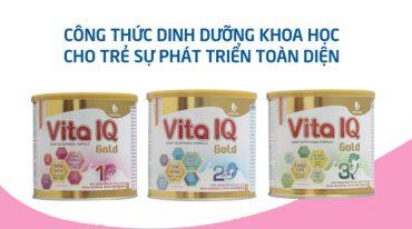 Mua sữa Vita IQ Gold ở đâu? Địa chỉ mua sữa Vita IQ Gold